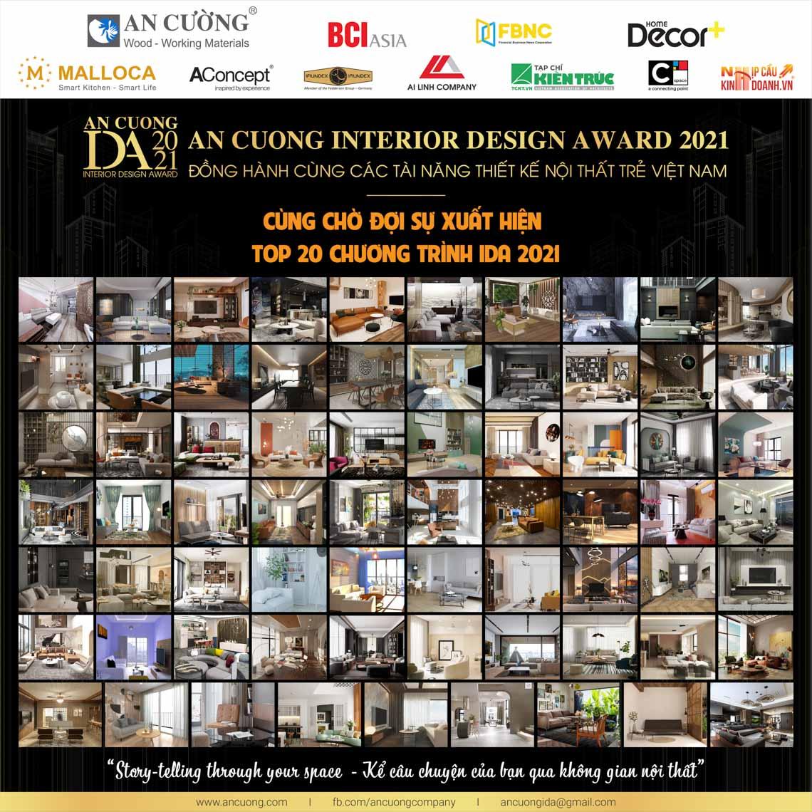 Hành trình đến với IDA 2021 để cùng An Cường kể câu chuyện qua không gian nội thất - 1