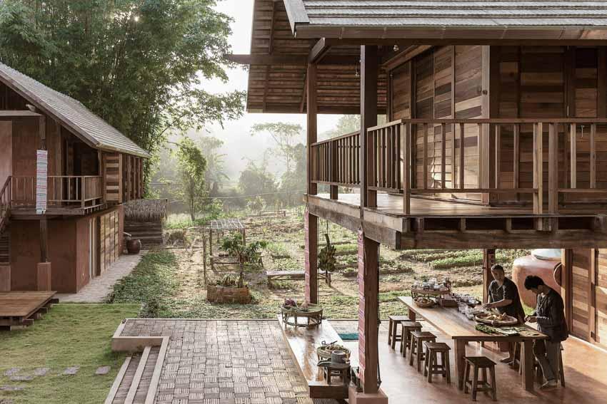 Ahsa Farmstay, ngôi nhà trang trại yên bình ở miền Bắc Thái Lan - 1