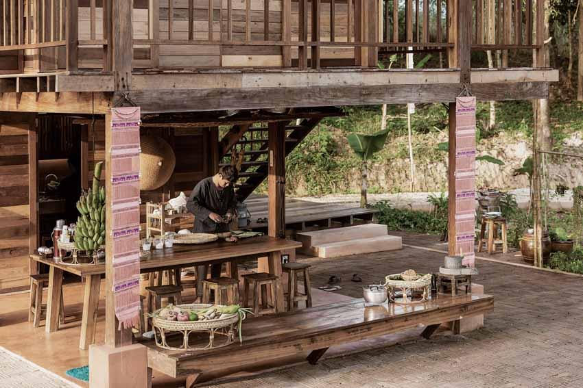 Ahsa Farmstay, ngôi nhà trang trại yên bình ở miền Bắc Thái Lan - 2