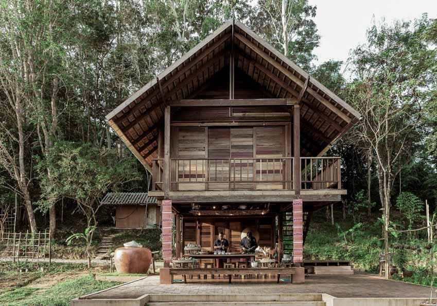 Ahsa Farmstay, ngôi nhà trang trại yên bình ở miền Bắc Thái Lan - 3
