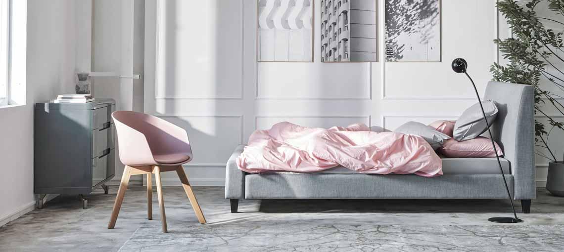 Biến hóa phòng ngủ đẹp tinh tế với cảm hứng nội thất từ Bắc Âu - 5