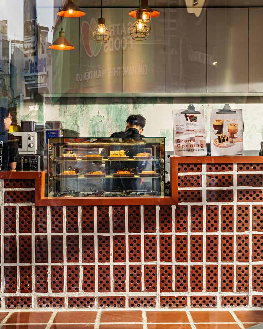 Đen Đá Coffee – thiết kế gợi chất Sài Gòn xưa - 11