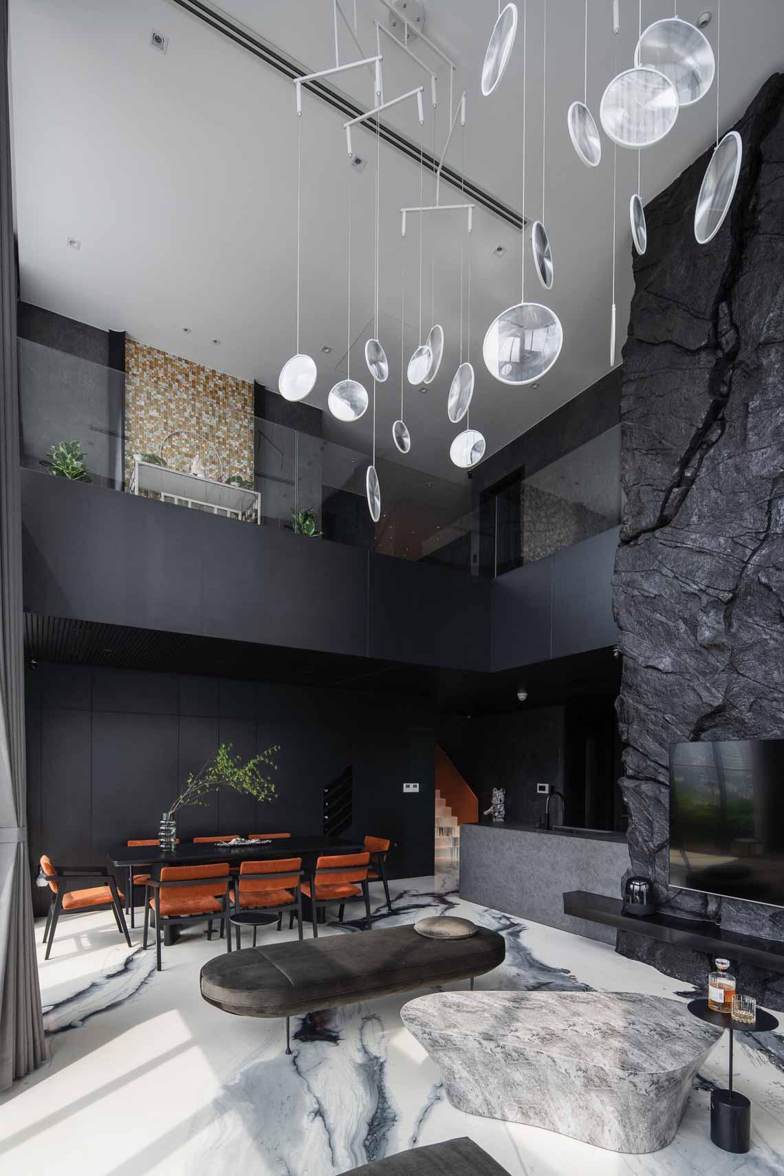 Đưa đường nét thiên nhiên vào không gian nội thất - 5