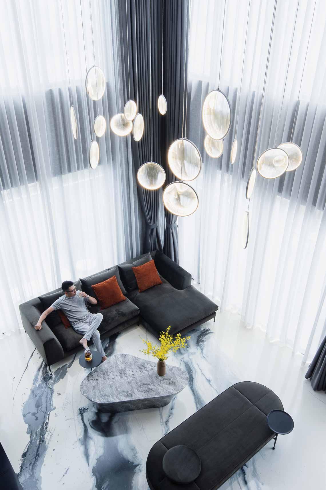 Đưa đường nét thiên nhiên vào không gian nội thất - 6