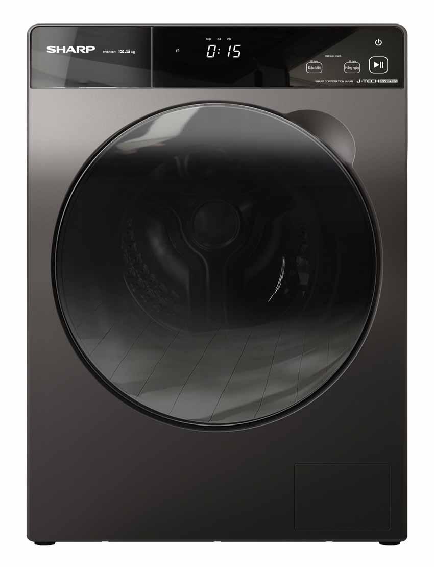 Máy giặt cửa trước Sharp Pro-Flex - Nâng tầm phong cách sống - 1