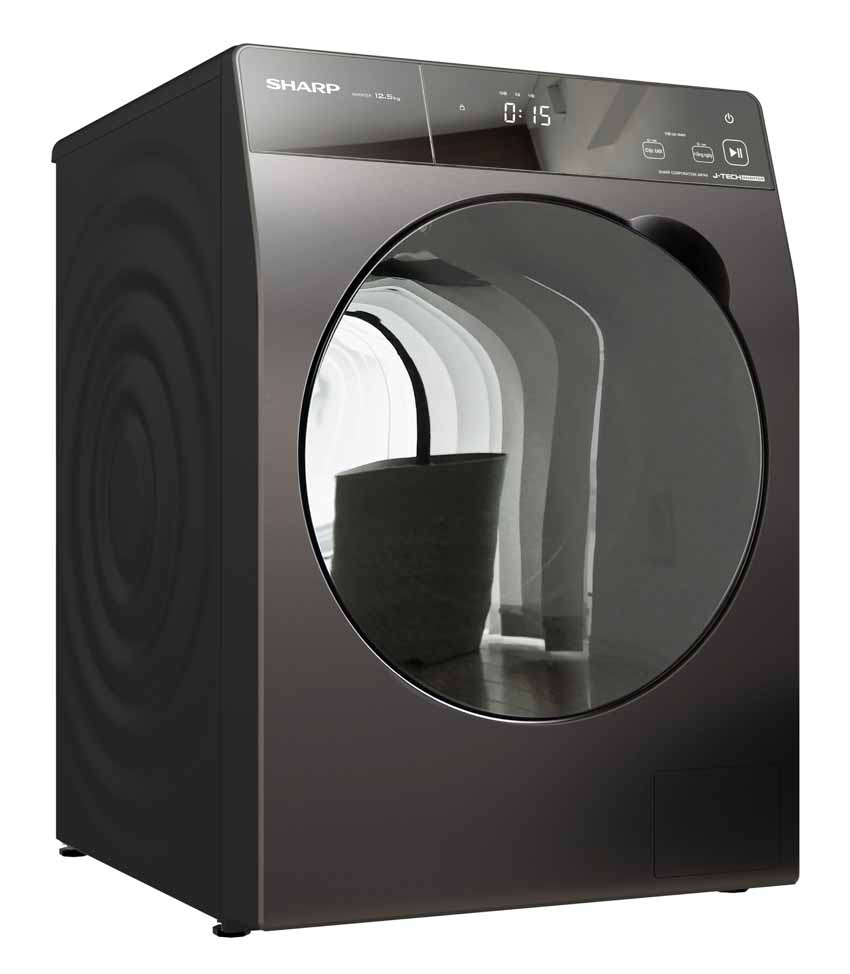Máy giặt cửa trước Sharp Pro-Flex - Nâng tầm phong cách sống - 3