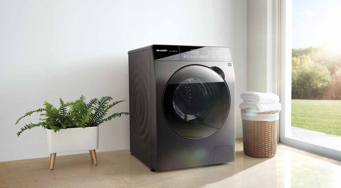 Máy giặt cửa trước Sharp Pro-Flex - Nâng tầm phong cách sống - 7