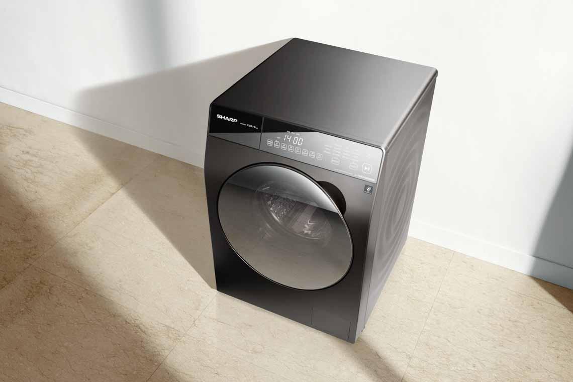 Máy giặt cửa trước Sharp Pro-Flex - Nâng tầm phong cách sống - 8