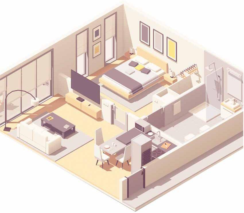 Ngôi nhà sạch, an toàn và phong cách thời hậu Covid - 7