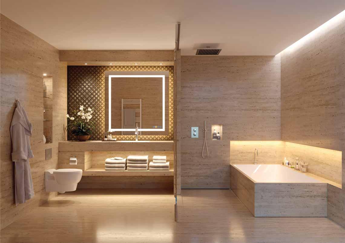 Phòng tắm hiện đại 2021 - 2