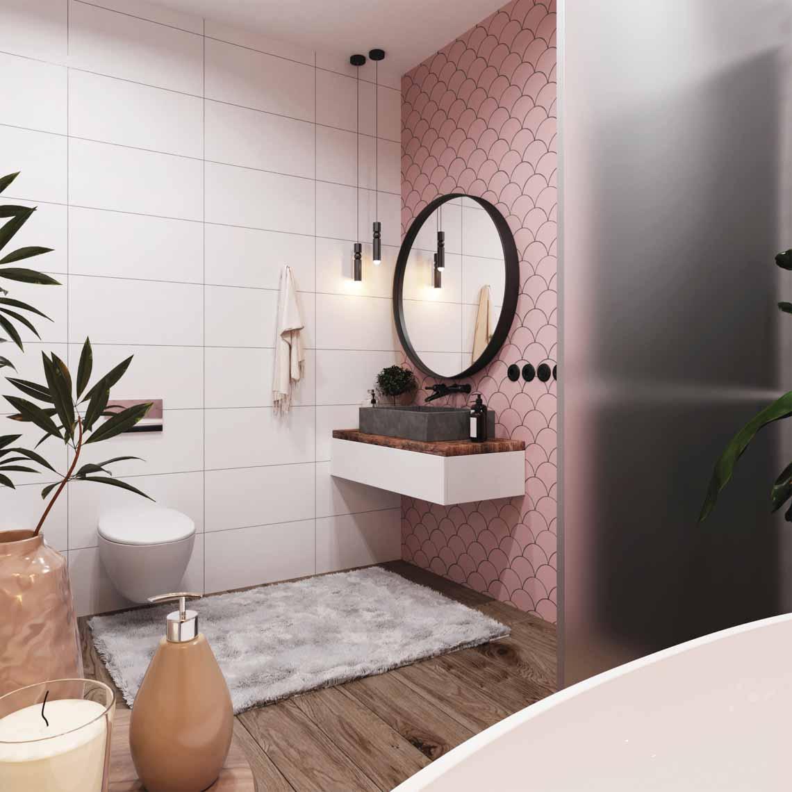 Phòng tắm hiện đại 2021 - 3