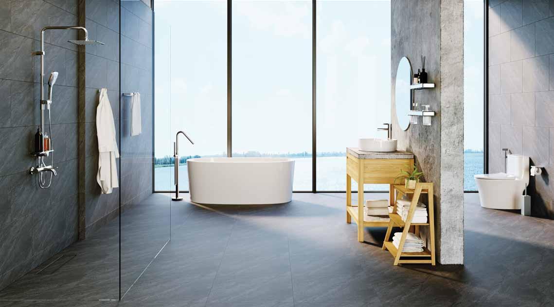 Phòng tắm hiện đại 2021 - 5