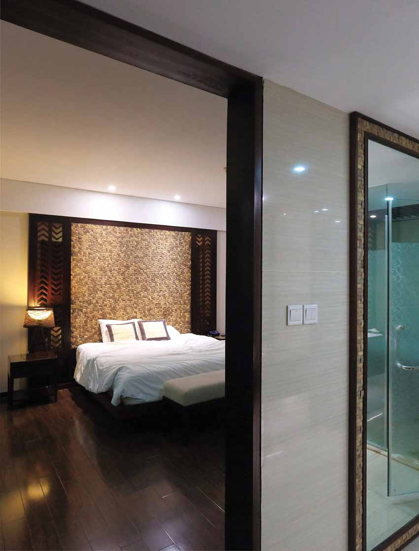 Phòng ngủ - để khỏe, bớt khoe - 9