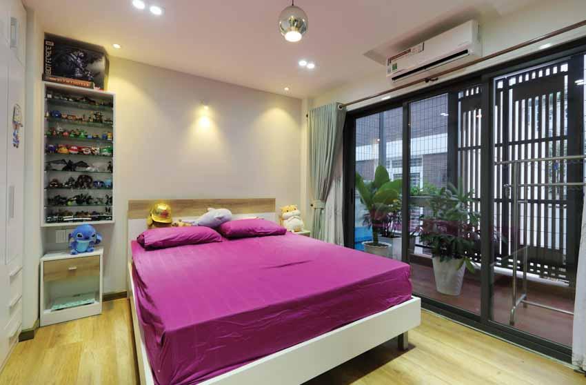 Phòng ngủ - để khỏe, bớt khoe - 11