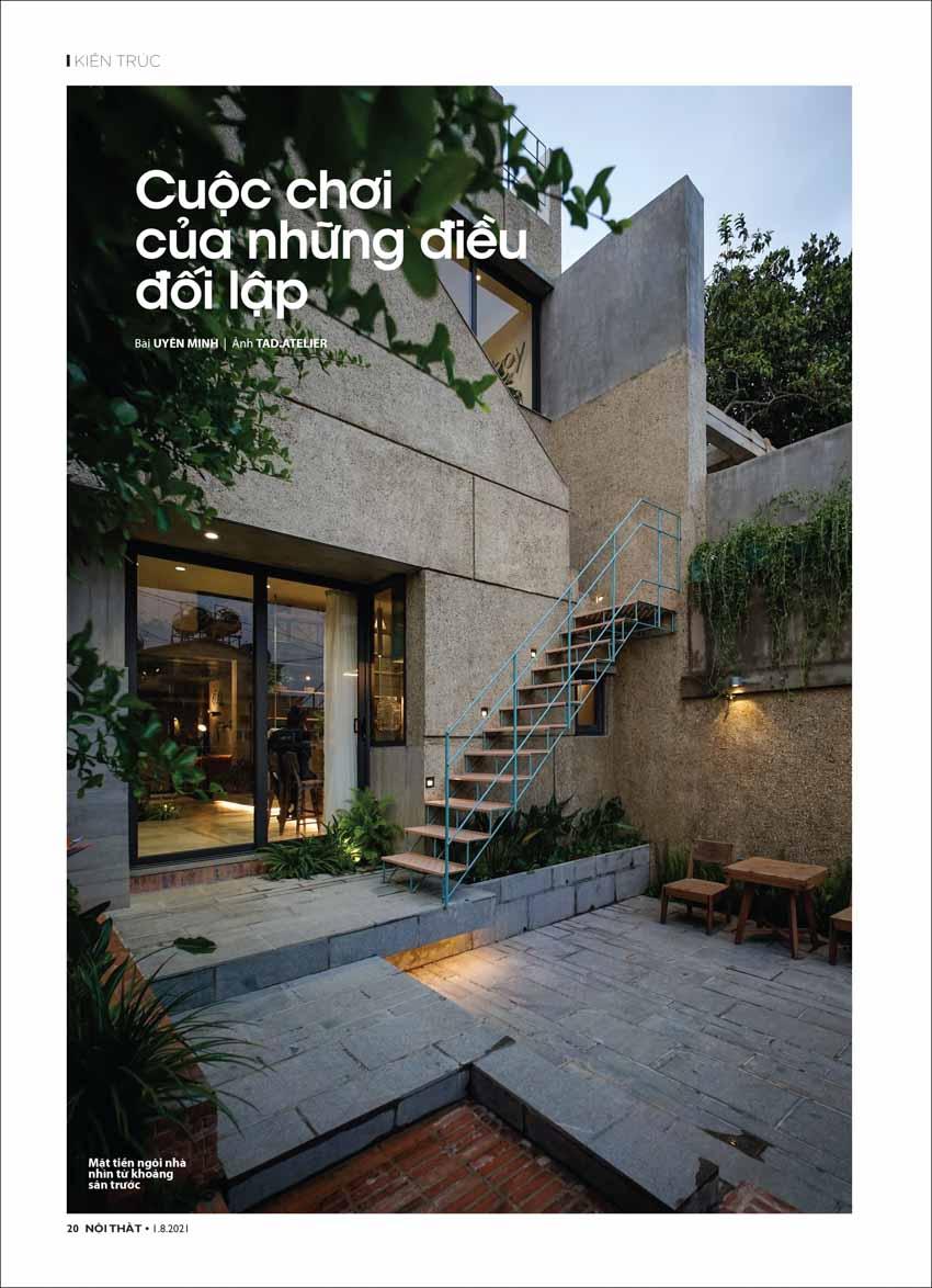 Đón đọc Tạp chí Nội Thất 311 phát hành ngày 01/08 - 3