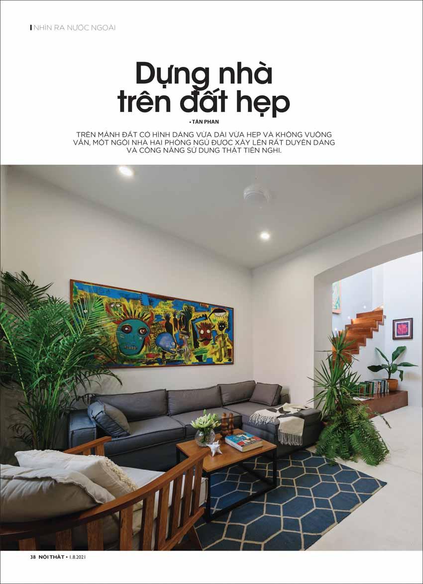 Đón đọc Tạp chí Nội Thất 311 phát hành ngày 01/08 - 5