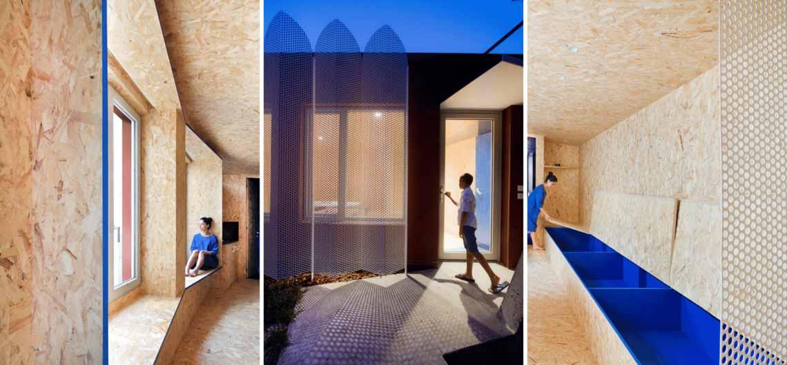 Kiến trúc sư người Ý thiết kế không gian tự cách ly trong nhà - 1