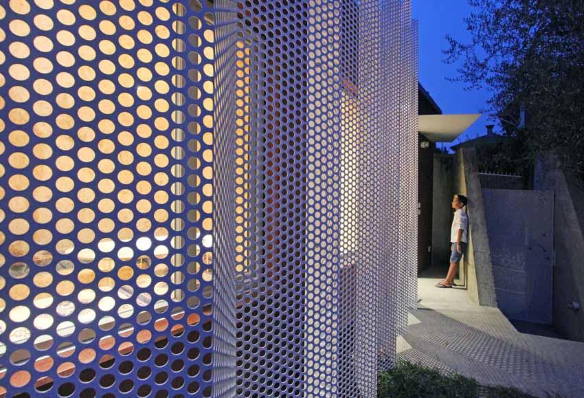 Kiến trúc sư người Ý thiết kế không gian tự cách ly trong nhà - 3