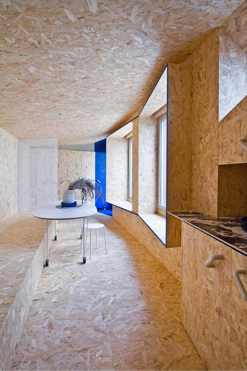 Kiến trúc sư người Ý thiết kế không gian tự cách ly trong nhà - 19