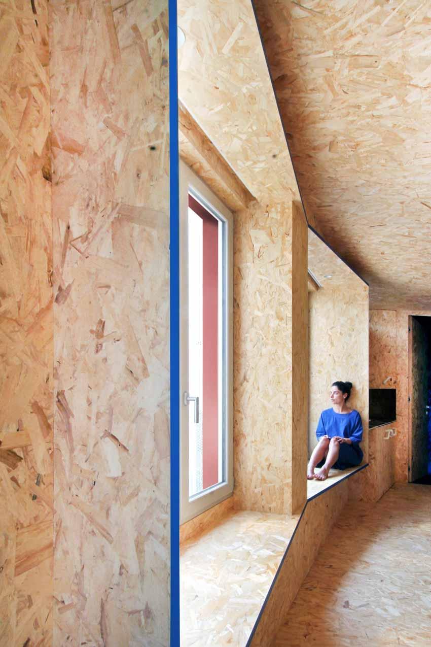 Kiến trúc sư người Ý thiết kế không gian tự cách ly trong nhà - 20