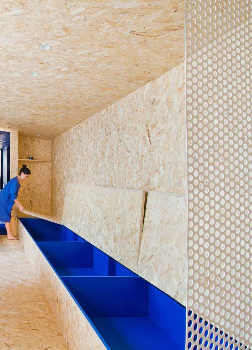 Kiến trúc sư người Ý thiết kế không gian tự cách ly trong nhà - 27