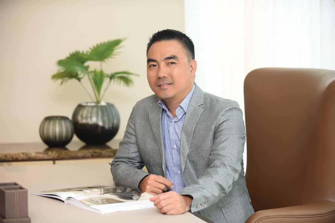 Anh Phạm Cao Đông - Tổng Giám đốc CDC Home Design Center - 1