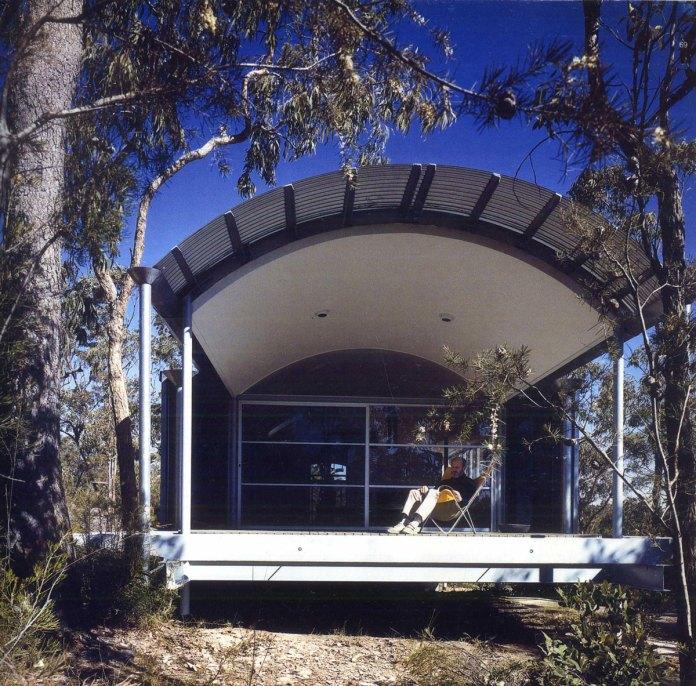 The Ball Eastaway House Glenn Murcutt