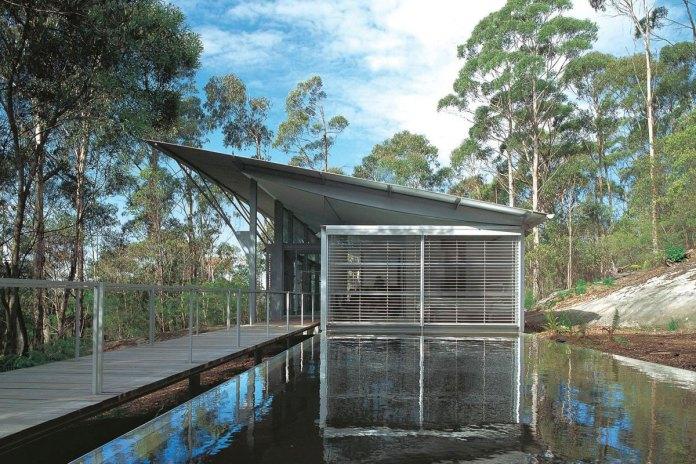 Simpson Lee House - Một ngôi nhà được cho là đạt sự toàn vẹn về chi tiết kiến trúc của Glenn Murcutt