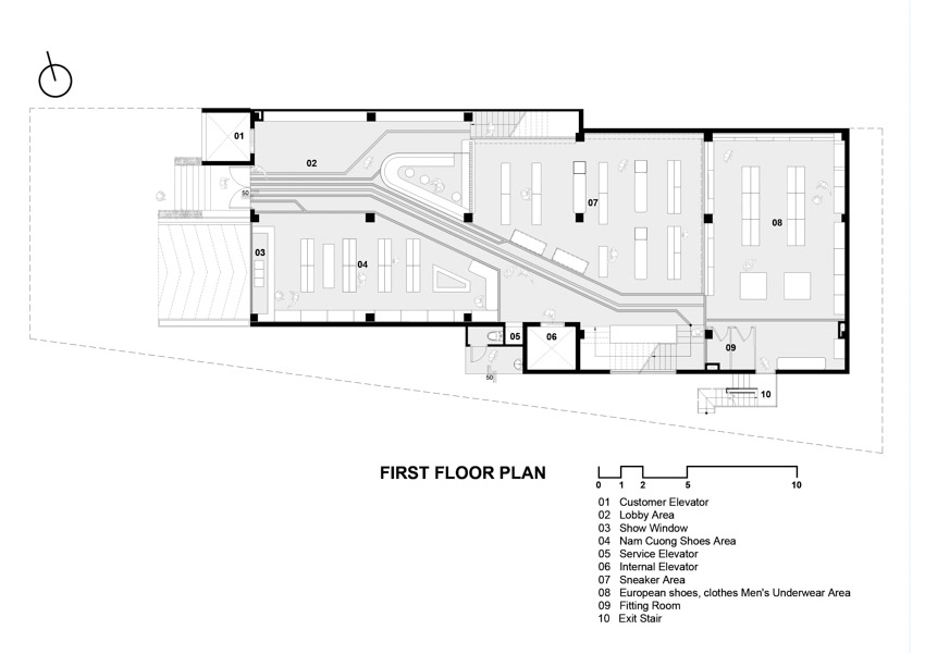 Một công trình sinh động, giải pháp vận hành của mô hình shophouse - 28