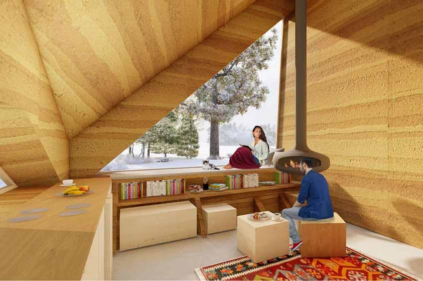 Nội thất cho ngôi nhà nhỏ trong mơ - 8