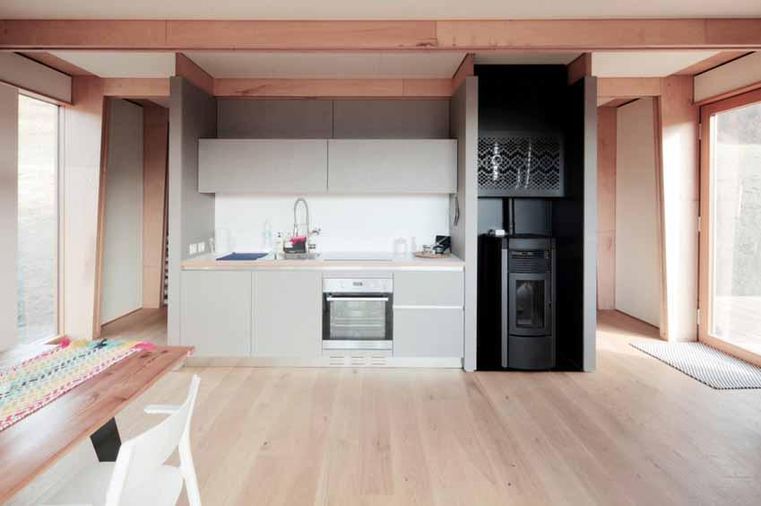 Nội thất cho ngôi nhà nhỏ trong mơ - 16