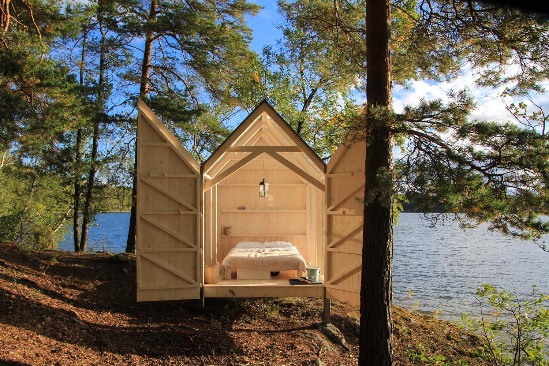 72h Cabin / JeanArch