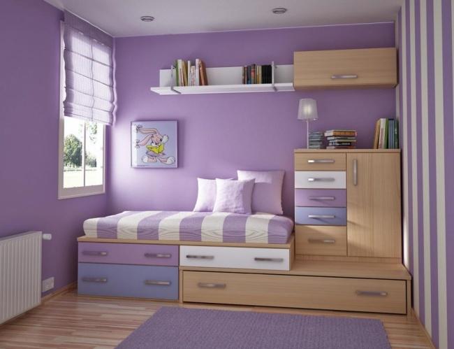 22 ý tưởng tuyệt vời cho việc sắp xếp cho những căn phòng nhỏ