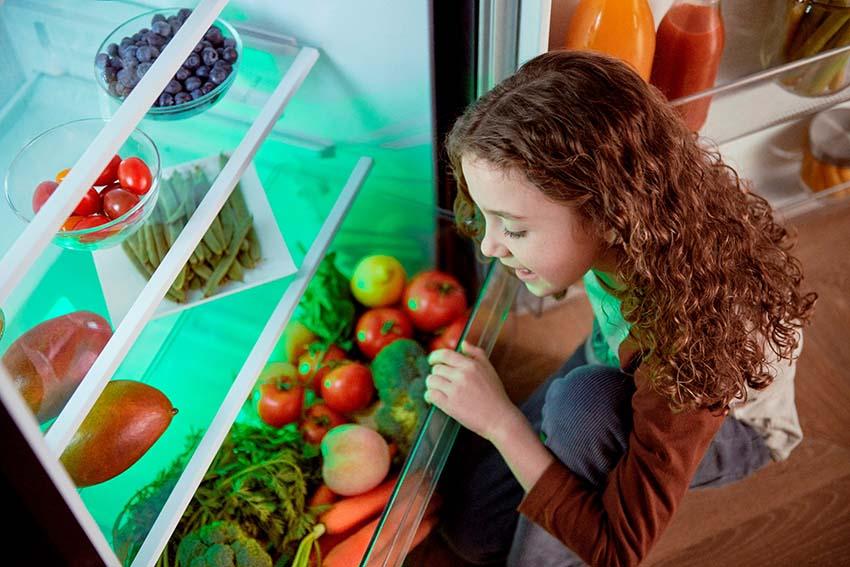 Beko ra mắt thế hệ tủ lạnh tích hợp công nghệ ánh sáng bảo quản rau củ chuẩn Châu Âu -2