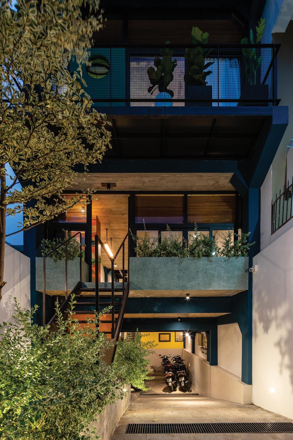 HH apartments - Những 'kén ở' trong đô thị -2