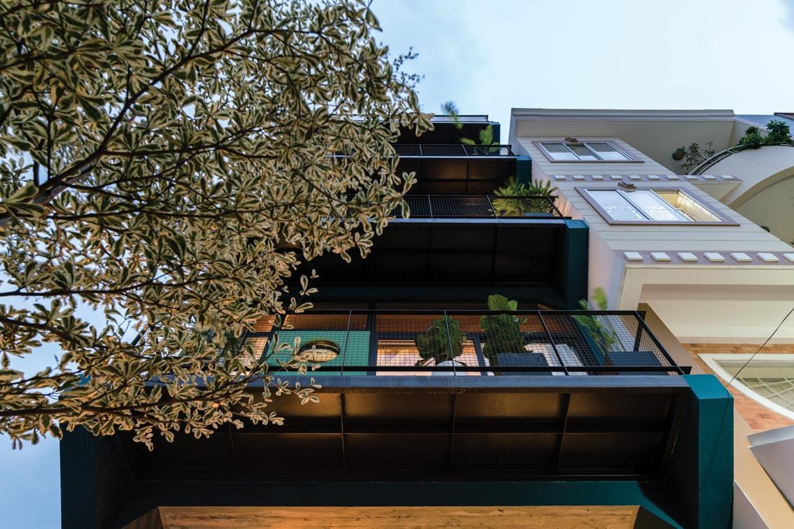 HH apartments - Những 'kén ở' trong đô thị -3