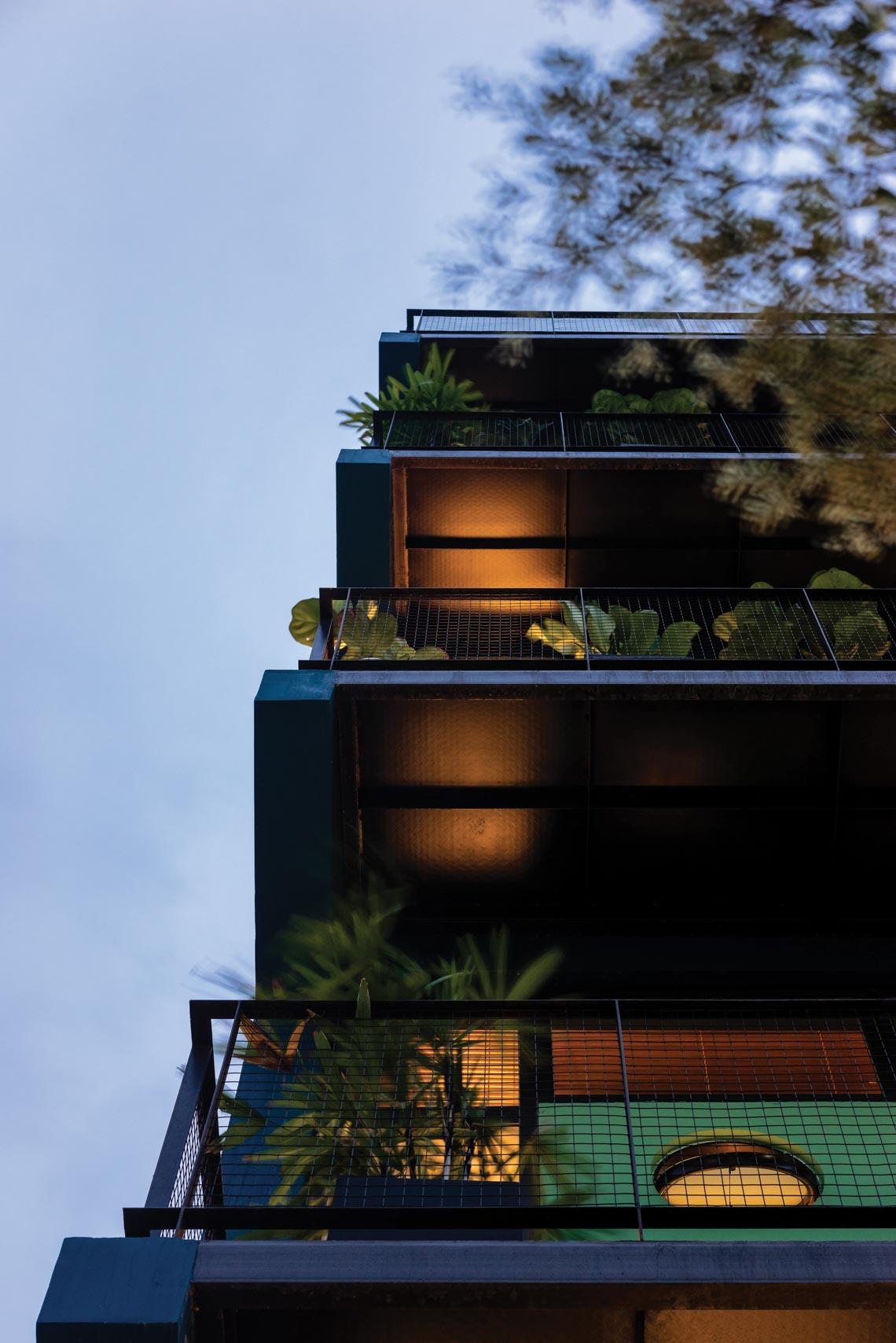 HH apartments - Những 'kén ở' trong đô thị -4
