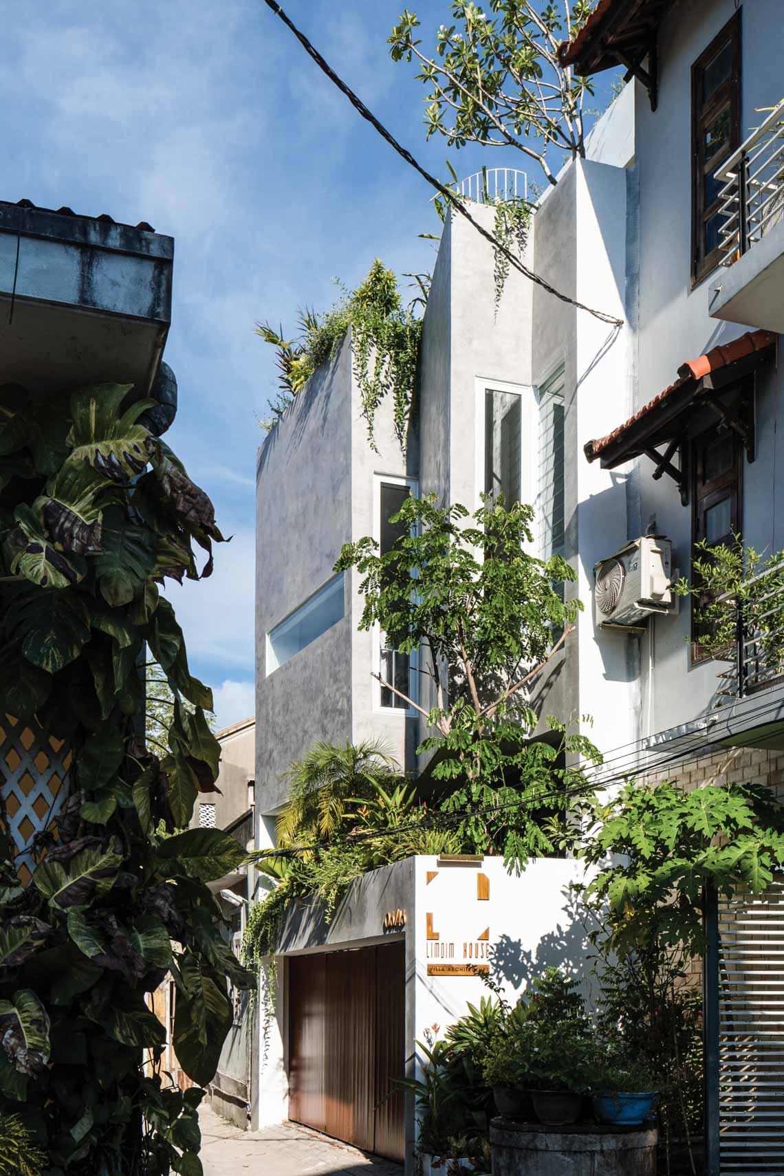 Jalousie house: Ngôi nhà của những nếp gấp -3