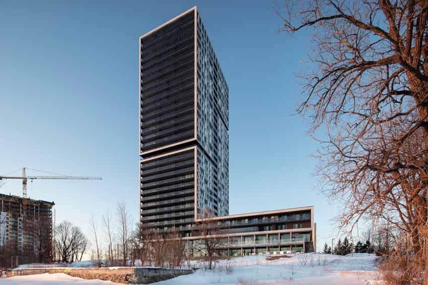 Panorama - Tòa tháp hưu trí cao cấp bên bờ sông -12