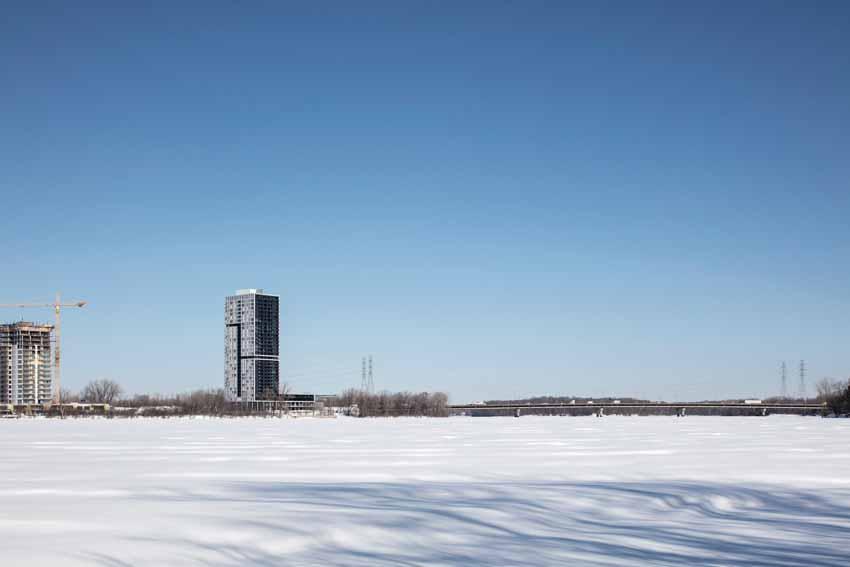 Panorama - Tòa tháp hưu trí cao cấp bên bờ sông -26