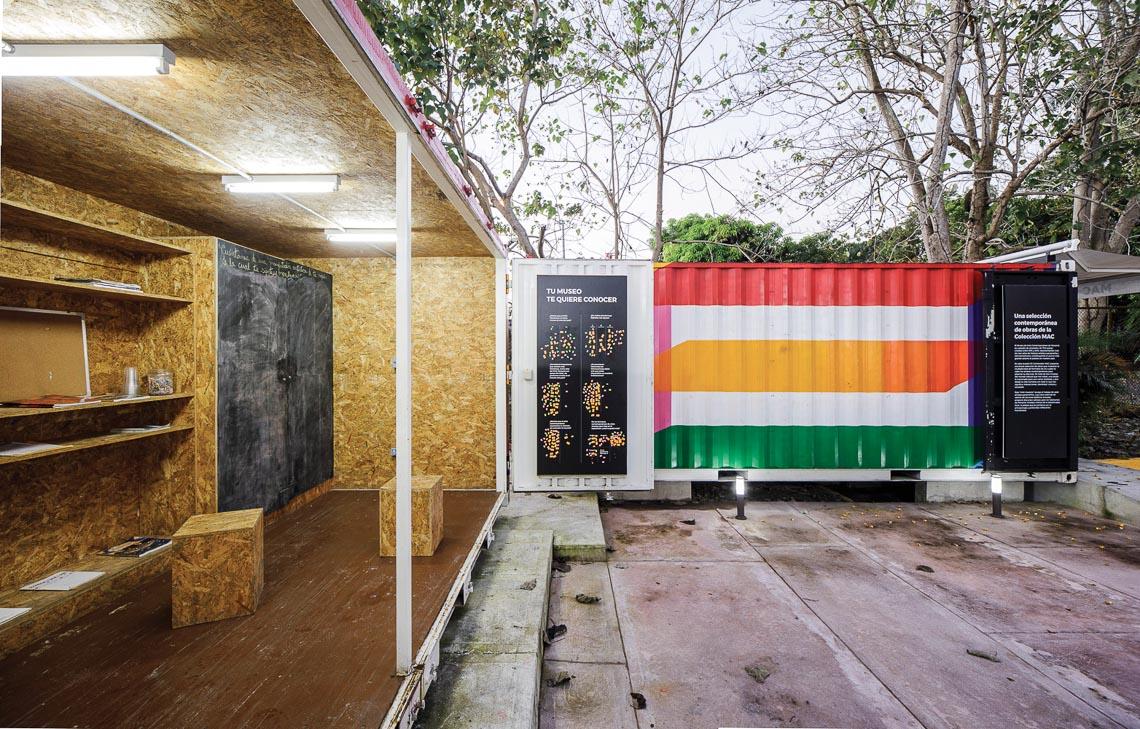 Bảo tàng container ở Panama-10
