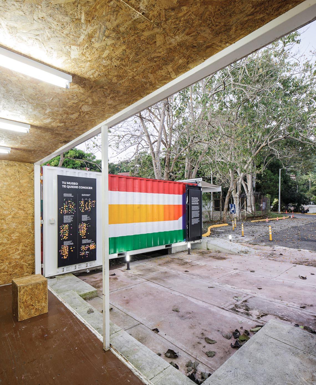 Bảo tàng container ở Panama-11