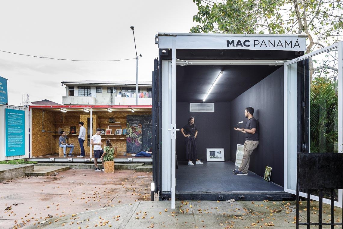 Bảo tàng container ở Panama-15