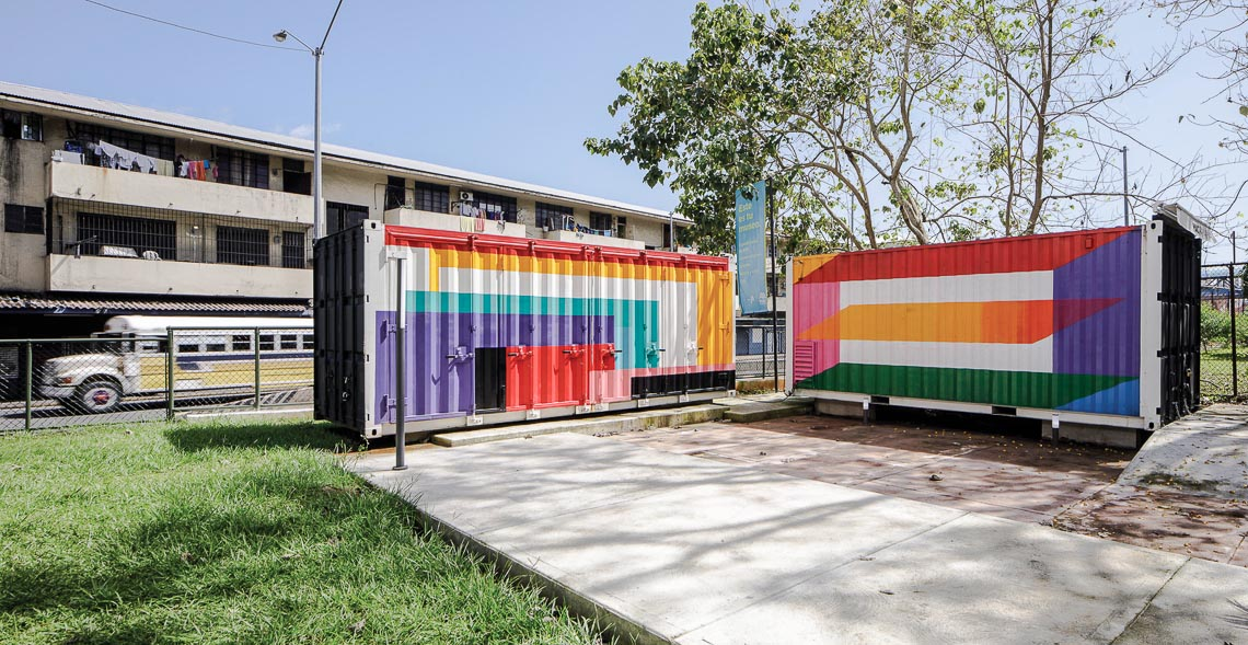 Bảo tàng container ở Panama-4