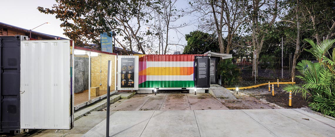 Bảo tàng container ở Panama-6