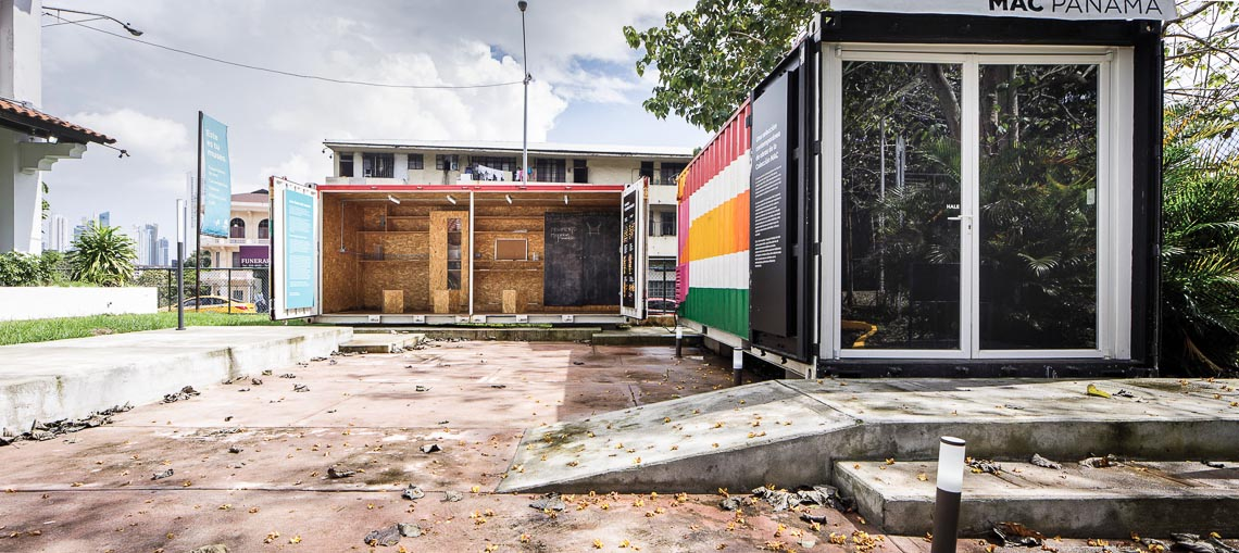 Bảo tàng container ở Panama-7
