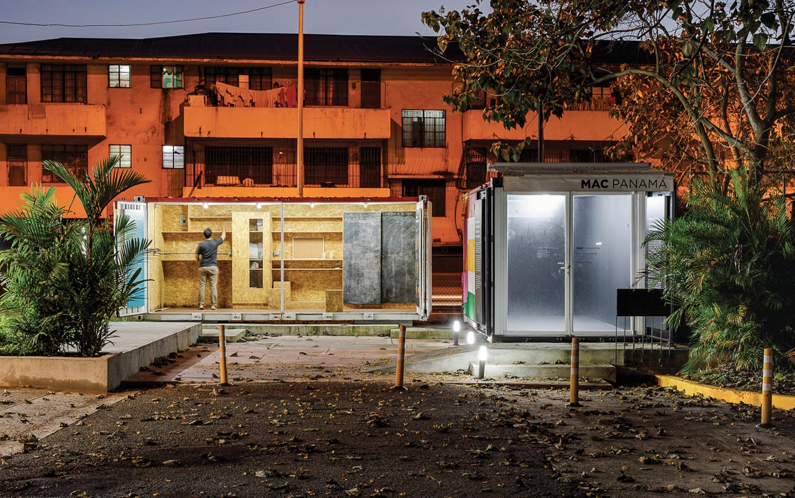 Bảo tàng container ở Panama-8
