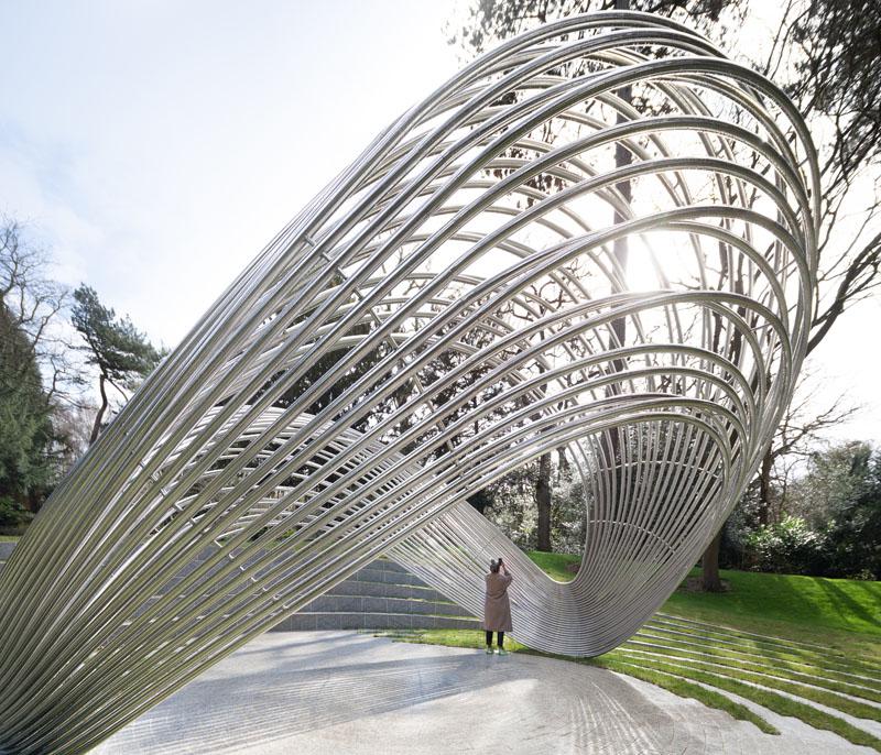 Đài tưởng niệm Sousse and Bardo ở công viên Cannon Hill của Birmingham-1