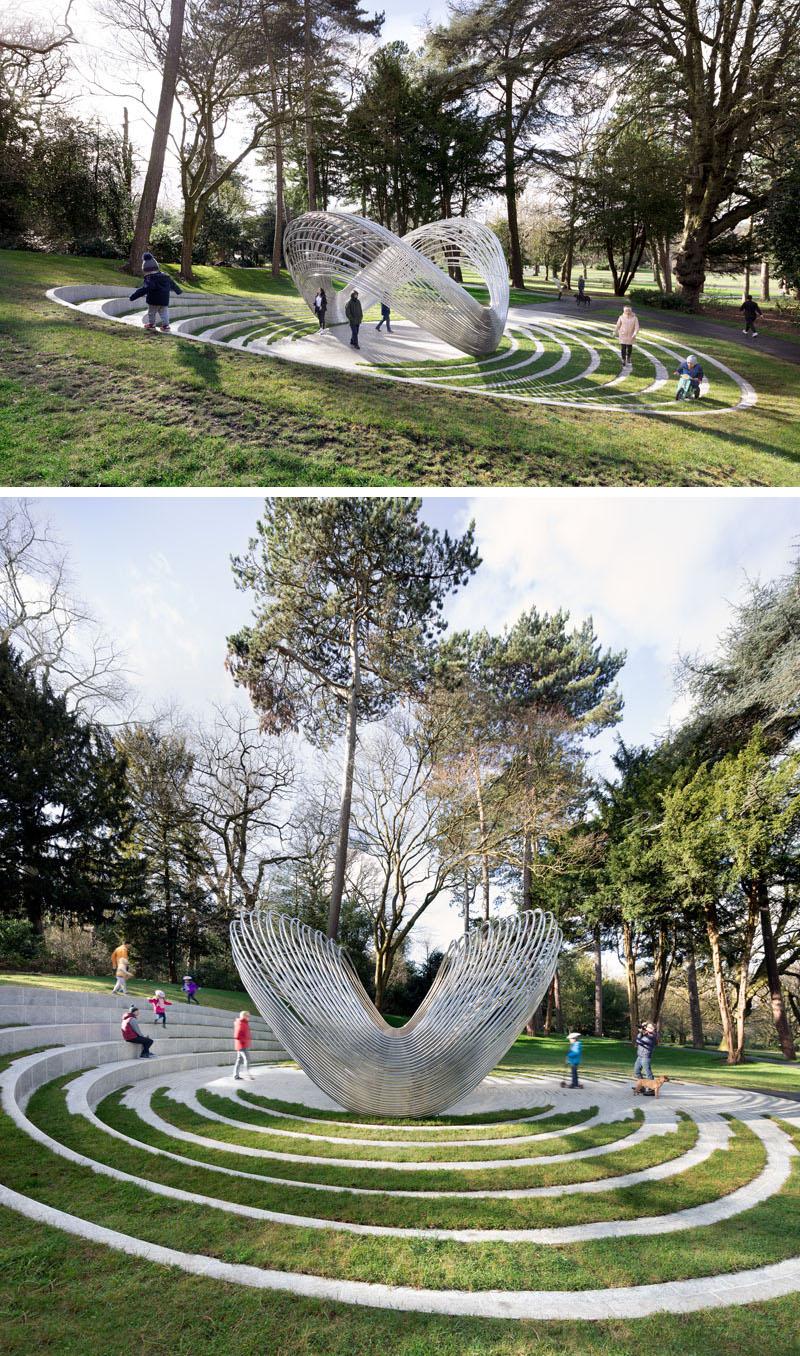 Đài tưởng niệm Sousse and Bardo ở công viên Cannon Hill của Birmingham-2