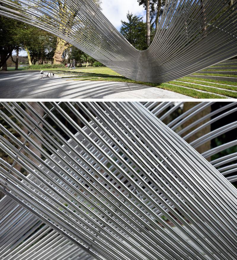 Đài tưởng niệm Sousse and Bardo ở công viên Cannon Hill của Birmingham-4